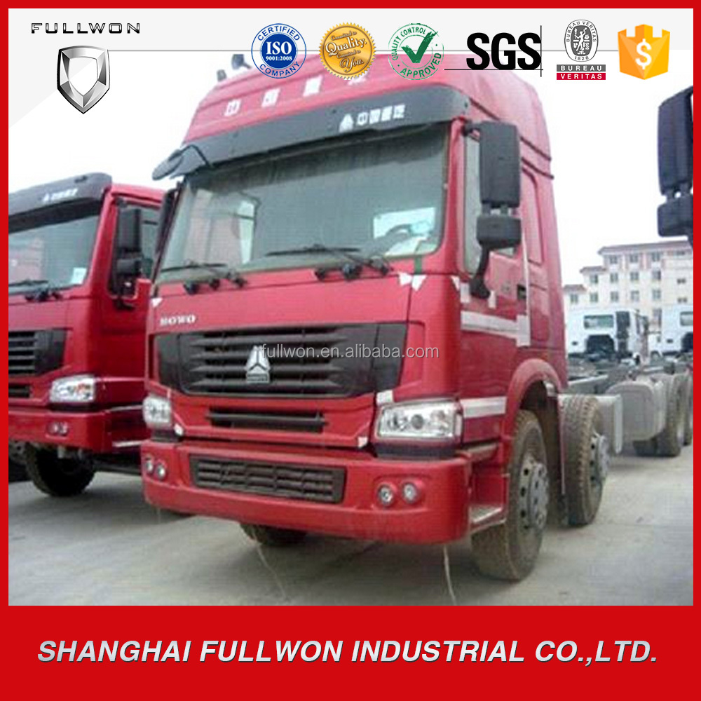Chinese brand SINOTRUCK used tow truck for sale