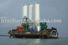 Mixing Plant for Vessel Containerized Concrete Mixing Plant On Ship