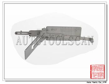 car locksmith tools. LS01055 Wholesale Car Locksmith Tools Set HY17 2 In 1 Auto Lockpick And  Decoder