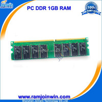 Lifetime warranty 64mb*8/16c joinwin oem desktop ram 1gb ddr sdram pc3200