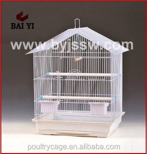 Large Bamboo Rattan Bird Cage for Parrot Price