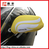 rearview promotion car wing mirror cover flag
