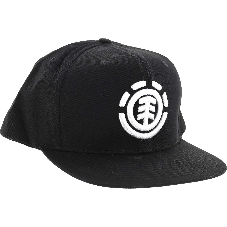 Get Quotations · Element Skateboards Knutsen Black White Hat - Adjustable e9d6ece130a6