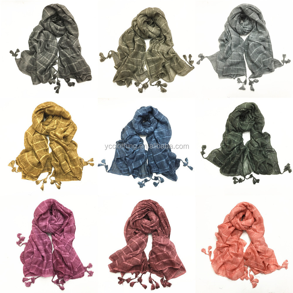 make your own scarf muslim hijab for women wholesale