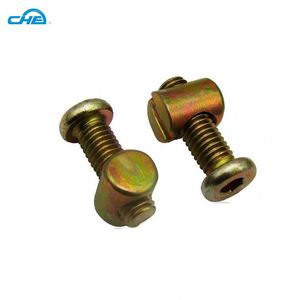 china supplier hex socket flat head wood furniture screws