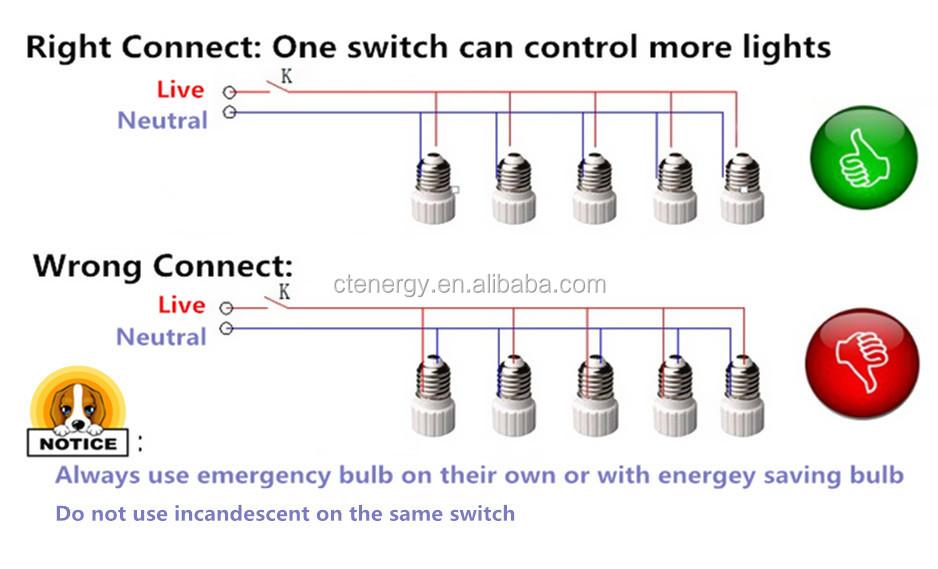 New Intelligent Led Bulb 7w Rechargeable Led Bulb E27 Lamp