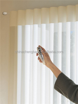 Remote Control Electric Vertical Window Blinds Buy
