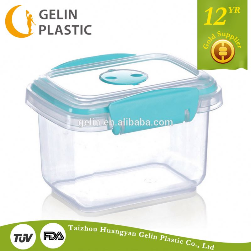 GL9606 package edge microwave plastic food container set