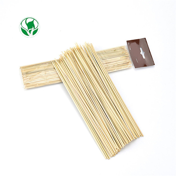 90cm sharpen flat sword barbecue wide bamboo paddle pick skewers