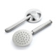 High Quality Bathroom Stainless Steel Mini Handheld Shower Head High Pressure