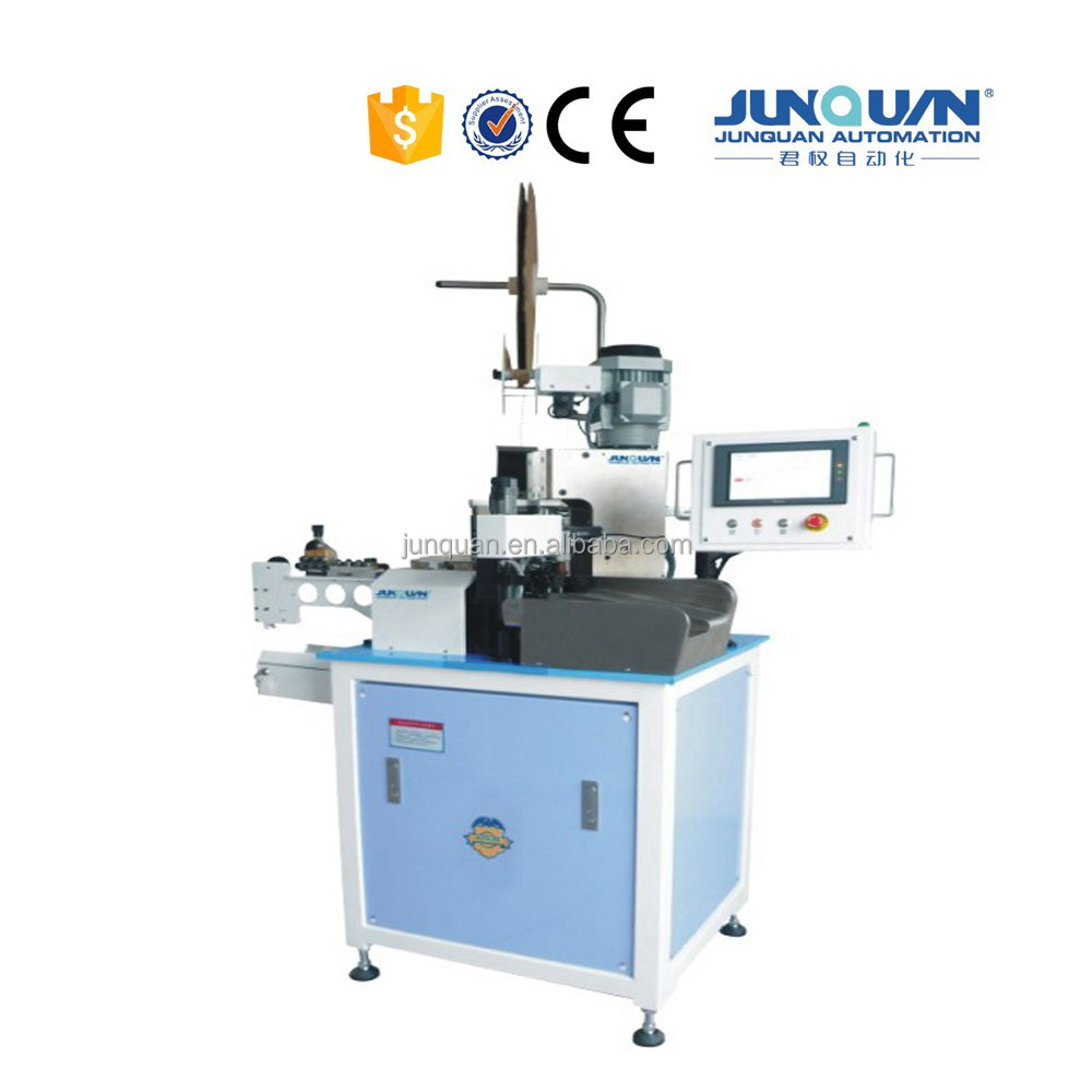 Hot sale CE Approved JQ-5 Terminal Crimping Machine Wire Cutting Stripping And Crimping Machine Cable Crimping Machine