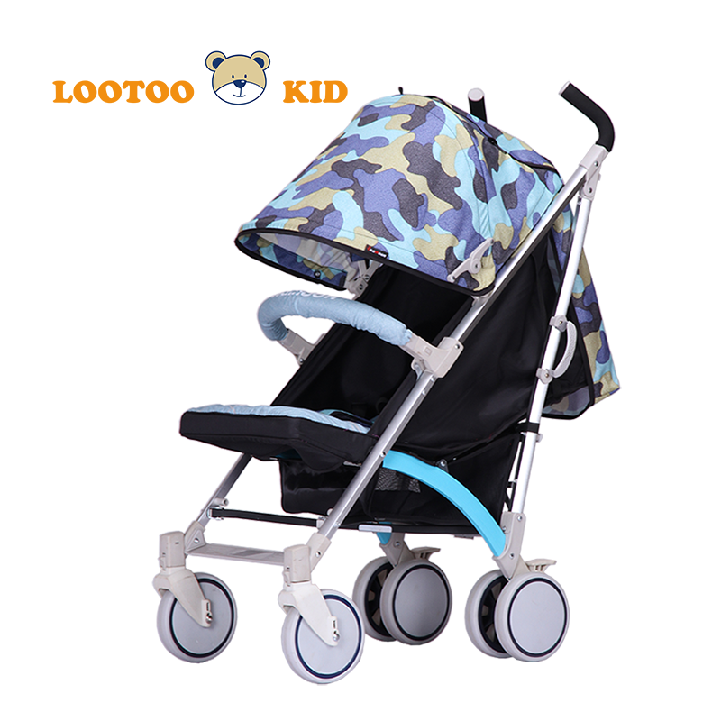 China manufacturer wholesale cheap price multifunctional lovely twin doll stroller