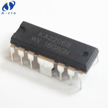 Integrated Circuit Ic Ka2206 Audio Power Amplifier Chip Ka2206b Dip-12 -  Buy Audio Power Amplifier Ka2206b,Audio Power Amplifier,Ic Ka2206 Product  on