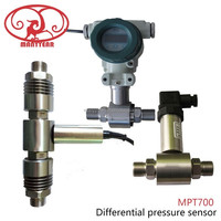 low price air water differential pressure sensor, difference pressure transmitter