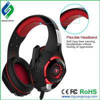 Microphone, cheap new design high quality gaming headset With Good Service