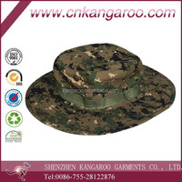 Digital Camouflage Military Jungle Hat/Classic Fishing Hat/Sun hat
