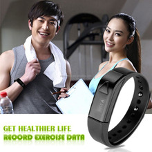 Healthy Smart Wristband for Tracking Steps/Calorie/Sleeping, Intelligent Bracelet