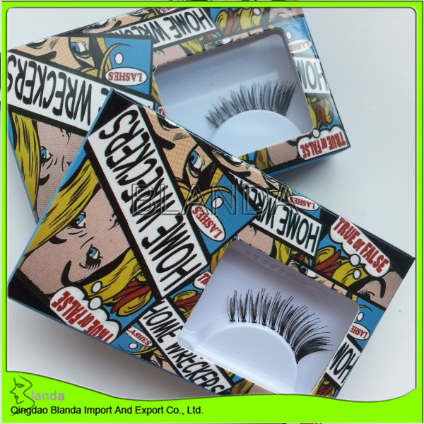 human hair eyelash,eyelash, wholesale synthetic hair false eyelash