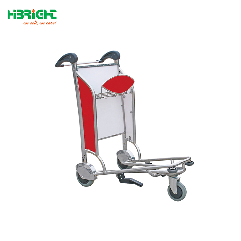 airline trolley airport trolley stainless steel airport trolley