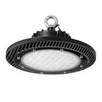 ip65 Waterproof Industrial dome 100w 150w 200w die cast aluminum ufo led linear round badminton court high bay light fixture