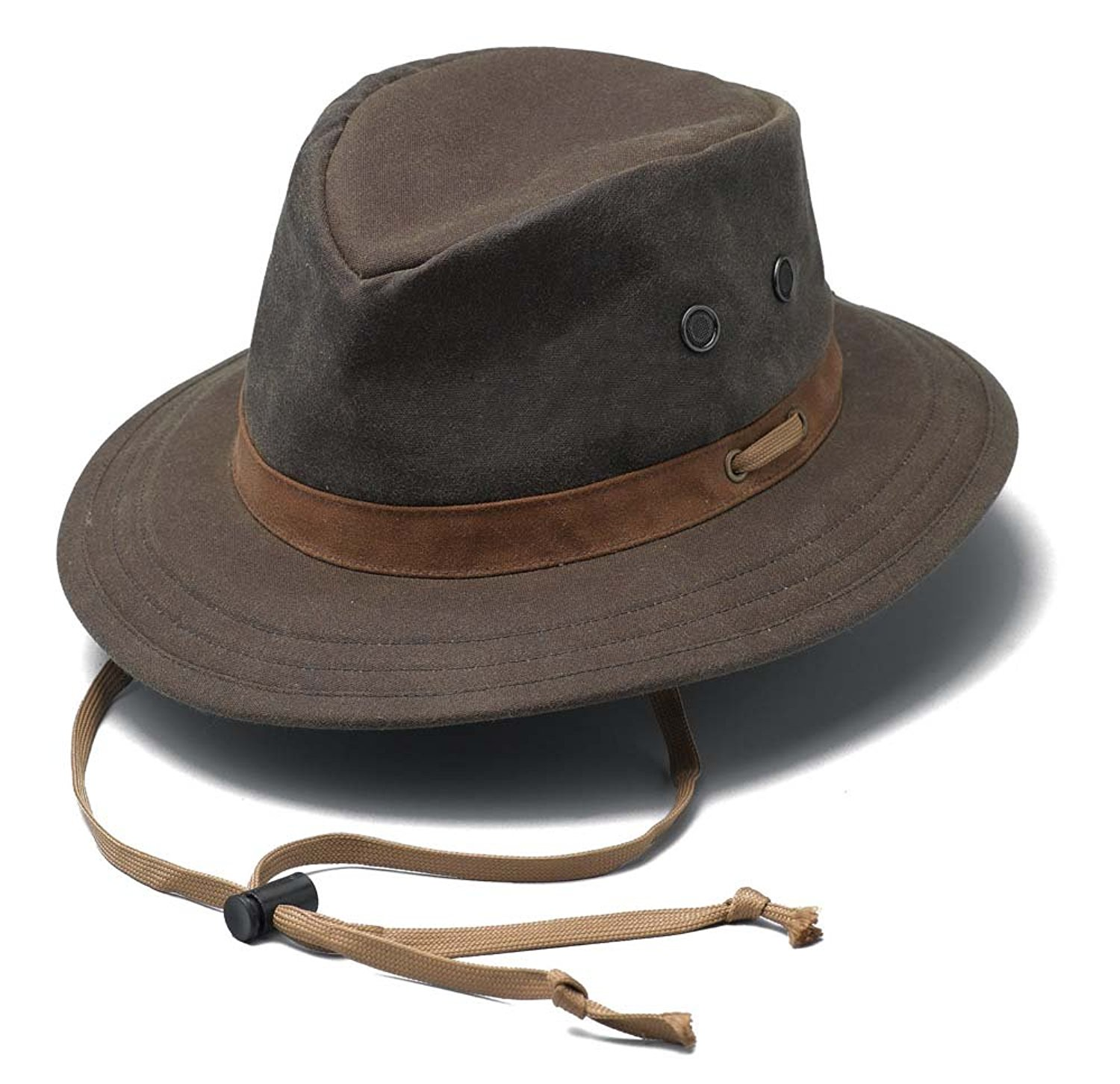 Outback Trading Hat Mens Knotting Hill Mesh Canyonland Brown 14724