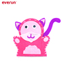 Colorful eva foam craft animal shape hand puppet