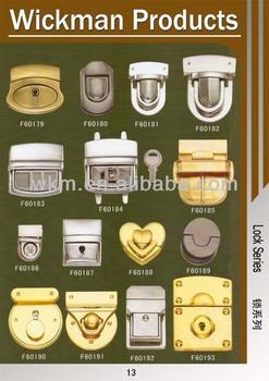 Fashion Metal Briefcase Lock Buy Metal Clasp Lock Metal