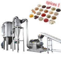 spice grinder machine pepper chilli miller powder grinding machine