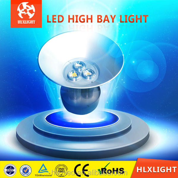 Aluminum Lamp Body Material and High Bay Lights Item Type led highbay light