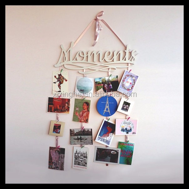 wall hanging collage picture frames for baby memory