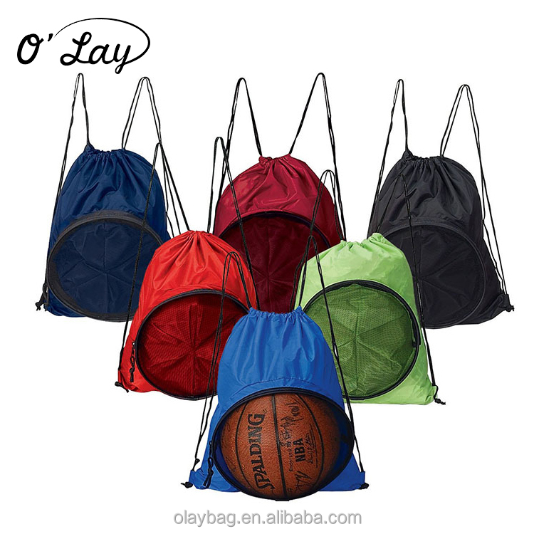 Easy to carry small drawstring canvas bag cotton