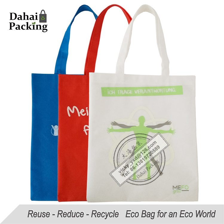 PP Non woven Budget Promotional tote