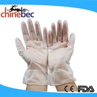 Surgical Glove Medical Examination Vinyl Gloves/PE Gloves/PVC Gloves