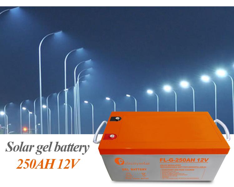 ups vrla 12v 250ah battery