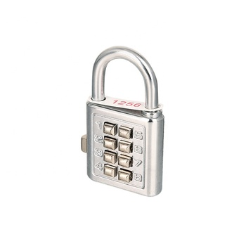 BBD-HC01 Zinc Button Combination Padlock