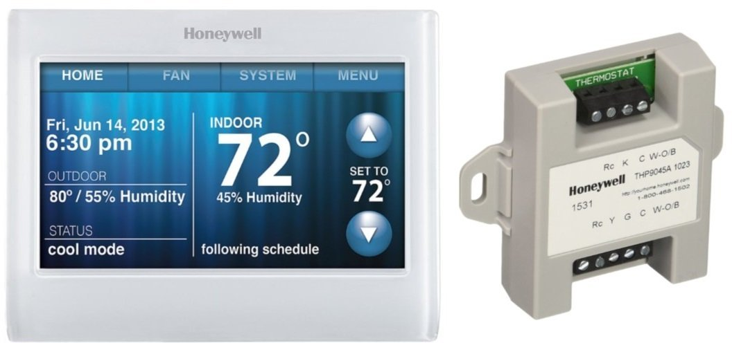 Wiring Diagram For Honeywell Wifi Thermostat