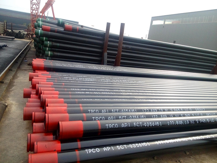 Api Petroleum Casing Pipe Oil Casing Pipe,Api 5ct Pipe For Oil And ...