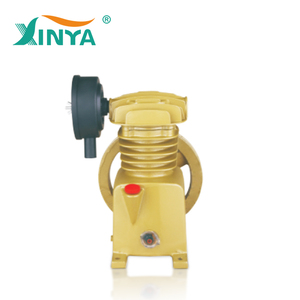 Direct drive 1 stage 0.75kw 1hp air compressor pump