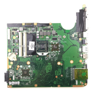 100% Working Laptop Motherboard for 570379-001 570379-501 570379-601 DV6 Series Mainboard,System Board
