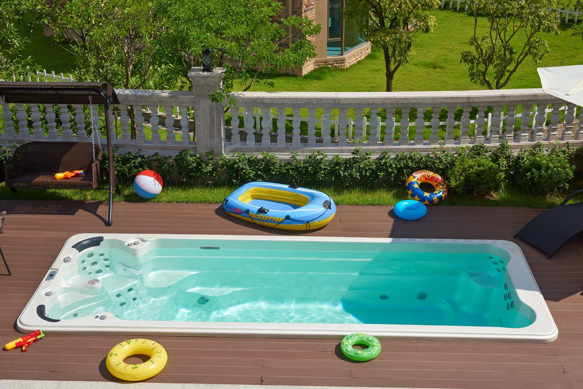 4 Meter Large Swimming Pool Spa Indoor Swimming Pools For Sale (jy 8602) -  Buy Swimming Pool Spa,Outdoor Swimming Pools For Sale,Swim Spa Pool Product  ...
