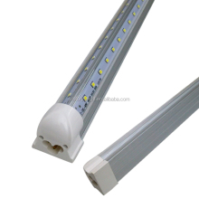 65w multicolor led tube lighting warm color white color 8 ft t8 high output led tube light japanese led tube light