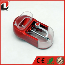 superior quality mini boat automatic electric rolling machine for slim cigarette tubes