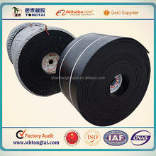 long work life high speed pulp paper mills rubber conveyor belt for sale