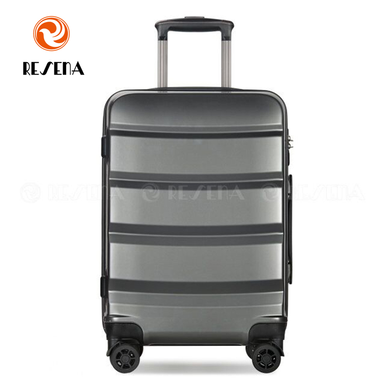 "Resena Homme 20 ""24"" 28 ""Cool Mat Couleur ABS PC Bagages Valise"