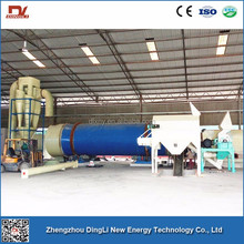 Energy Savings Grain Straw Pellet Production Line For Export
