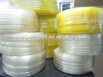 Flexible High Pressure Cable Protective Plastic PVC Tube