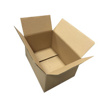 WAX COATED CORRUGATED CARDBOARD CARTONS FOR FROZEN FOOD PACKAGING