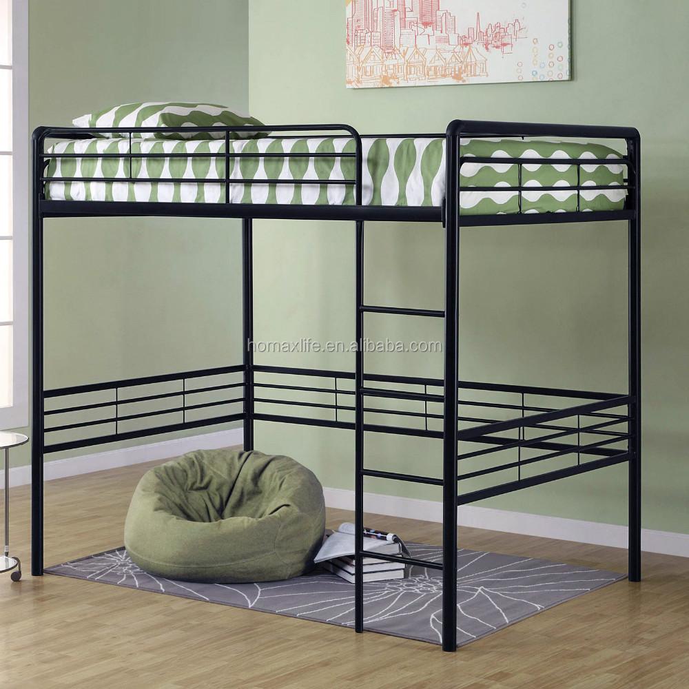 ruimtebesparende meubelen slaapkamer goedkope volwassen hoogslaper ...