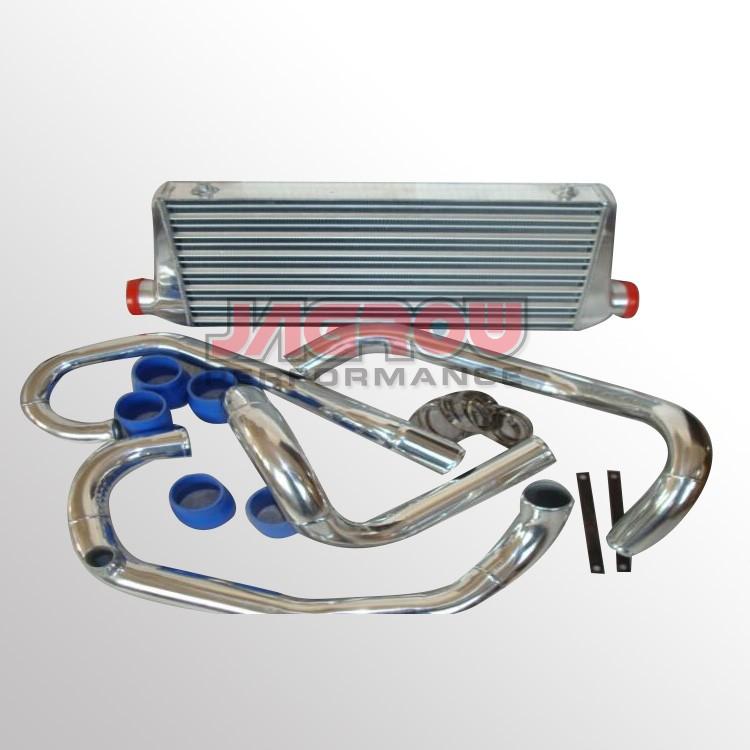 For 92-00 Racing Aluminum Radiator WRX w//STI Turbo Engine GC8 M//T