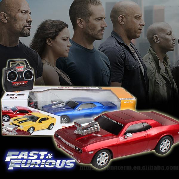 1 18 fast furious voiture t l command e esquiver t l commande rc voiture jouets t l guid s id. Black Bedroom Furniture Sets. Home Design Ideas